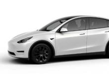 特斯拉Y型3排7人座汽车可能很快上市