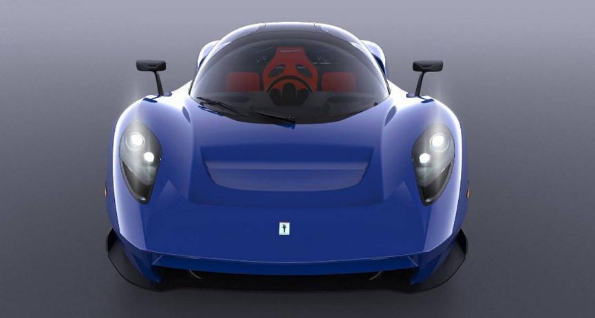 詹姆斯·格里肯豪斯的SCG 004S对比福特GT,亚博APP认为scg显然是赢家