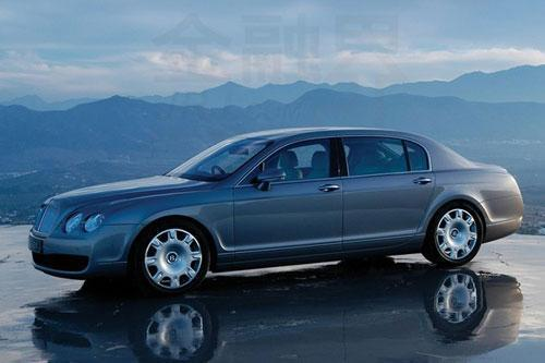 宾利引领了负担得起的超级豪华轿车的现代时代