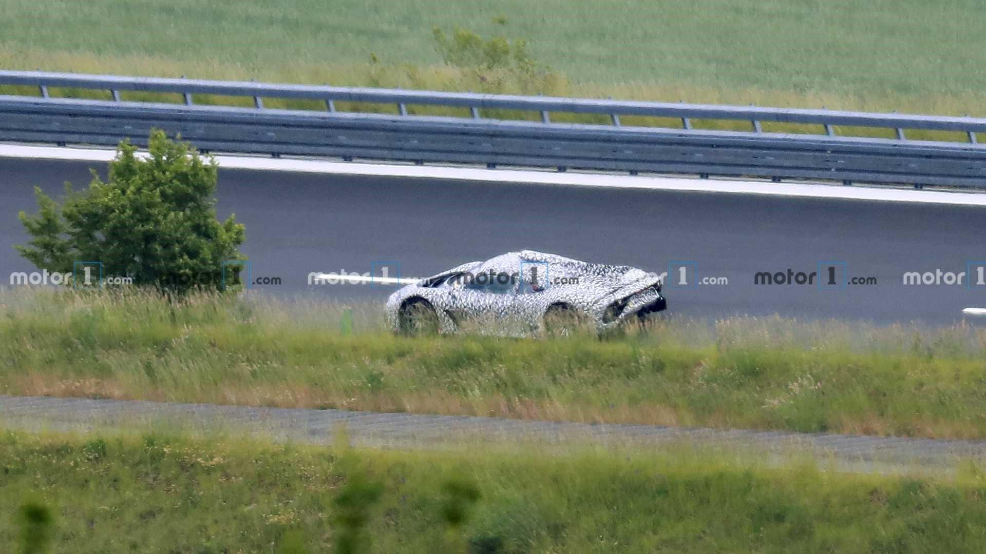 梅赛德斯-AMG量产版拥有超过1,200马力