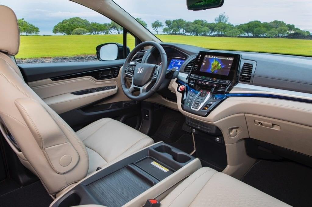 2020本田奥德赛评测:驾驶乐趣和多功能