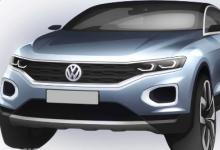 前沿汽车资讯:大众汽车的新款小型SUV大众T_ROC在法兰克福车展上首次亮相