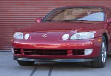 前沿汽车资讯:一位拥有者1992年雷克萨斯SC 400有很多追求